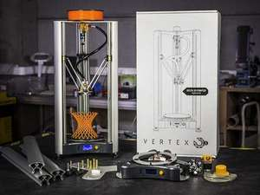Vertex Delta 3D-Drucker inkl. Versand
