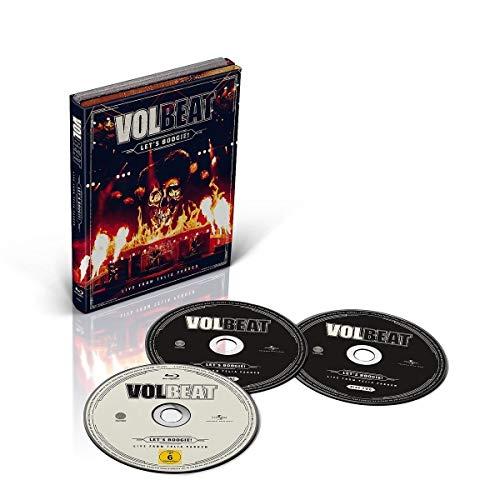 [Amazon Prime] Vollbeat - Live from Telia Parken Let's Boogie! * 2CDs + 1DVD