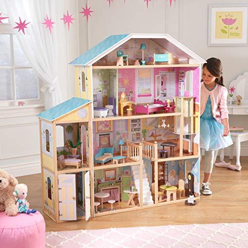[Prime] KidKraft Puppenhaus - Majestic Mansion - wenn es mal etwas größer seien darf....