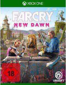 Far Cry New Dawn (Xbox One & PS4) für je 13,55€ (Ubisoft Store)