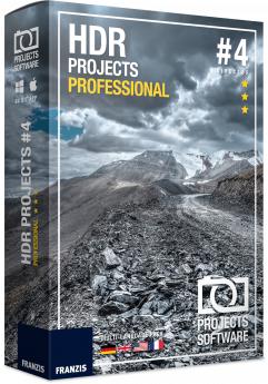 HDR Projects 4 Professional kostenlos für Windows und Mac