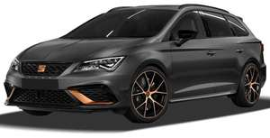 [Privatleasing] Seat Leon Cupra R ST (300PS) Copper Edition für 189€ / Monat, LF 0,38, GF 0,53, 12 Monate, konfigurierbar