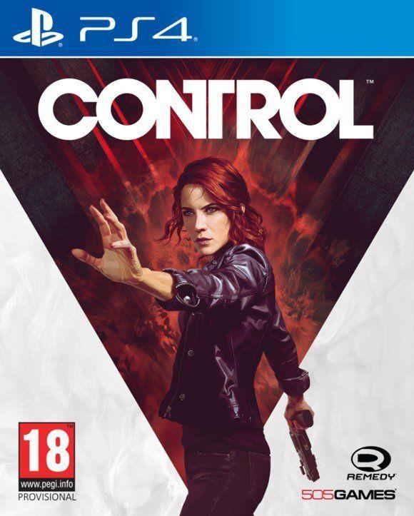 Control(PS4) [Coolshop]