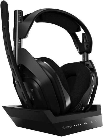 MediaMarkt Logitech Adventskalender - Tür 19: Astro Gaming A50 kabelloses Headset und Basisstation (4. Generation, für PC & PS4)