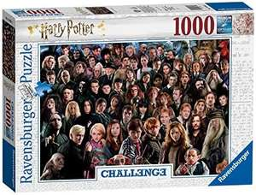 Mehrere Ravensburger Puzzle[s] reduziert bei Amazon - unter anderem Harry Potter, Fantastische Tierwesen