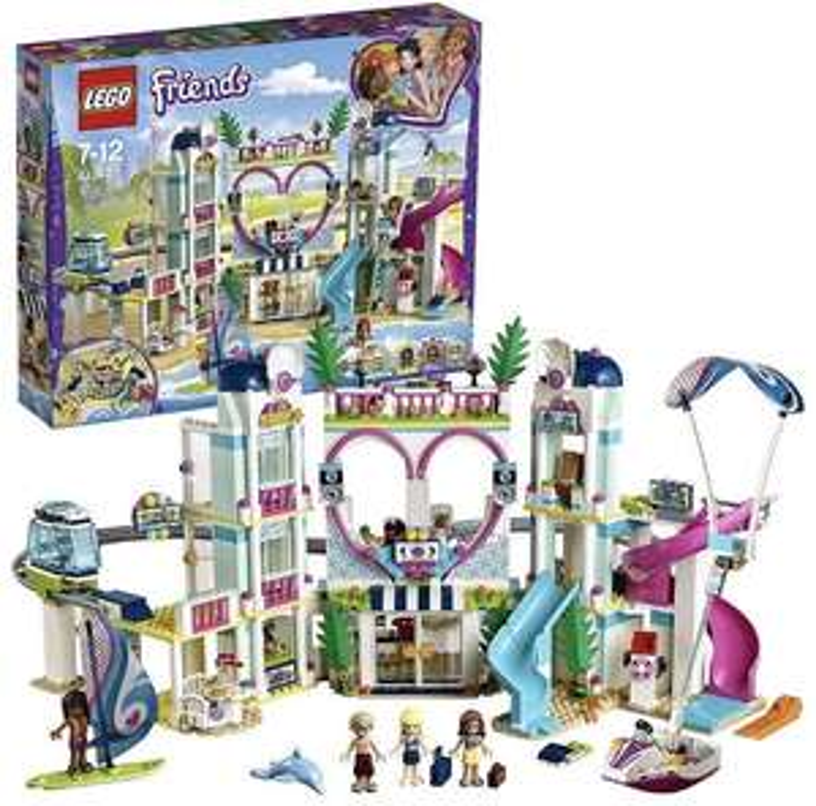 LEGO Friends Heartlake City Resort 41347 Kinderspielzeug
