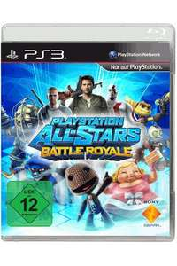 Playstation Battle Allstars PS3 für 39,95 plus 2,49 Porto.