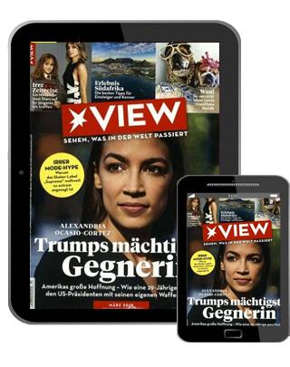 View Abo (12 Digital-Ausgaben) für 25 € mit einem 25 € BestChoice-Gutschein inkl. Amazon (Kein Werber nötig)