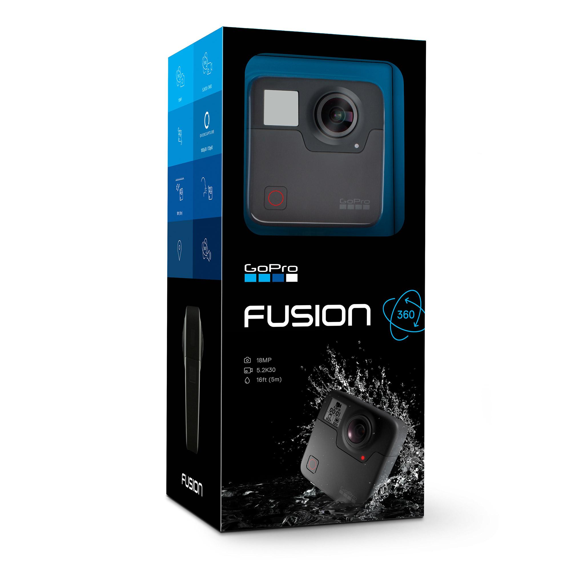 GOPRO FUSION 360° Kamera