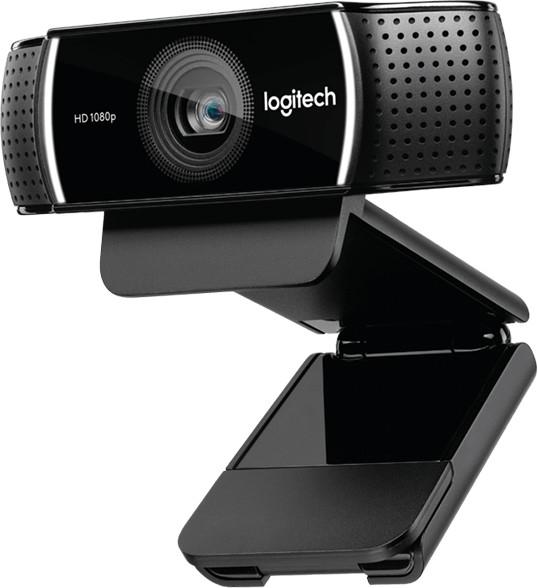 MediaMarkt Logitech Adventskalender - Tür 21: Webcam Logitech C922 Pro Stream (1920x1080 @ 30fps oder 1280x720 @ 60fps, inkl. Stativ)