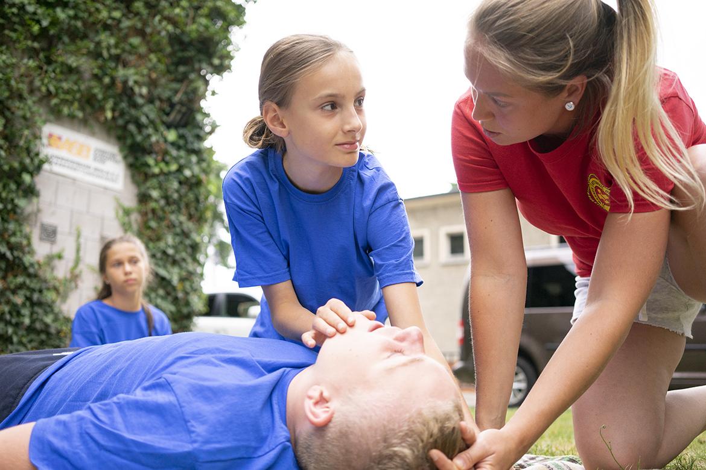Erste Hilfe Kurs (ASB oder M.A.U.S)