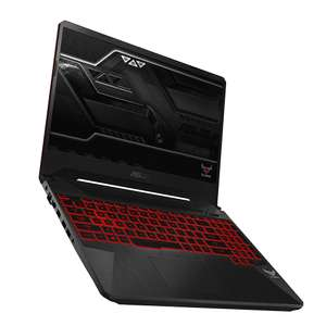"[notebooksbilliger] Asus TUF Gaming FX505DT-BQ331 / 15,6"" FHD / Ryzen 5 3550H / 8GB RAM / 512GB SSD / GeForce GTX 1650 / ohne Windows"