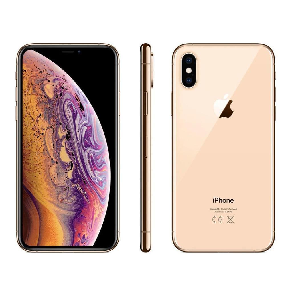 Apple iPhone XS (64GB) für 4,95€ Zuzahlung im Vodafone Smart L+ GigaKombi mit 18GB / 20GB LTE für mtl. 36,99€