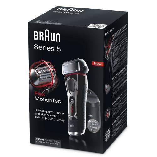 Braun Series 5 5090CC für effektiv 181,75€ @Amazon