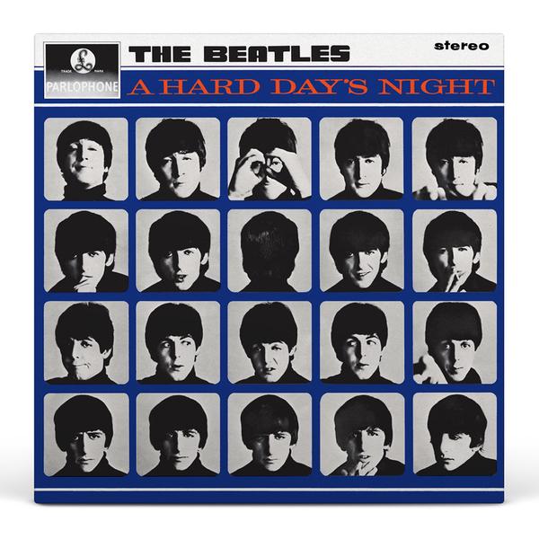 The Beatles - A hard day's night (Vinyl LP Album)