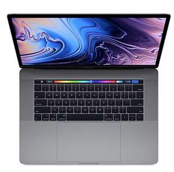 Apple MacBook Pro 15 Zoll (2018) | i7 16 GB RAM 256 GB Radeon 555X Space Grau | Für 1859,99 € bei Amazon