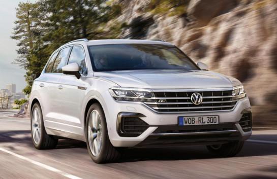 [Gewerbeleasing] VW Touareg 4 MOTION R-Line 3,0 l V6 286 PS, LZ 48M., 10K KM/Jahr, mtl. 419,00 Euro netto / 498,61 Euro brutto, GLF 0,62
