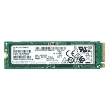 SAMSUNG PM981A 512GB M.2 2280 NVME SSD