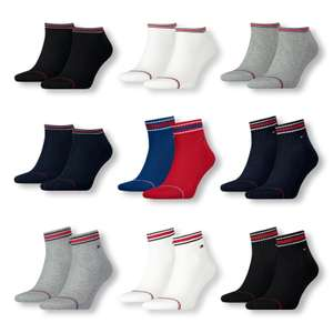 8er Pack Tommy Hilfiger Iconic Socken