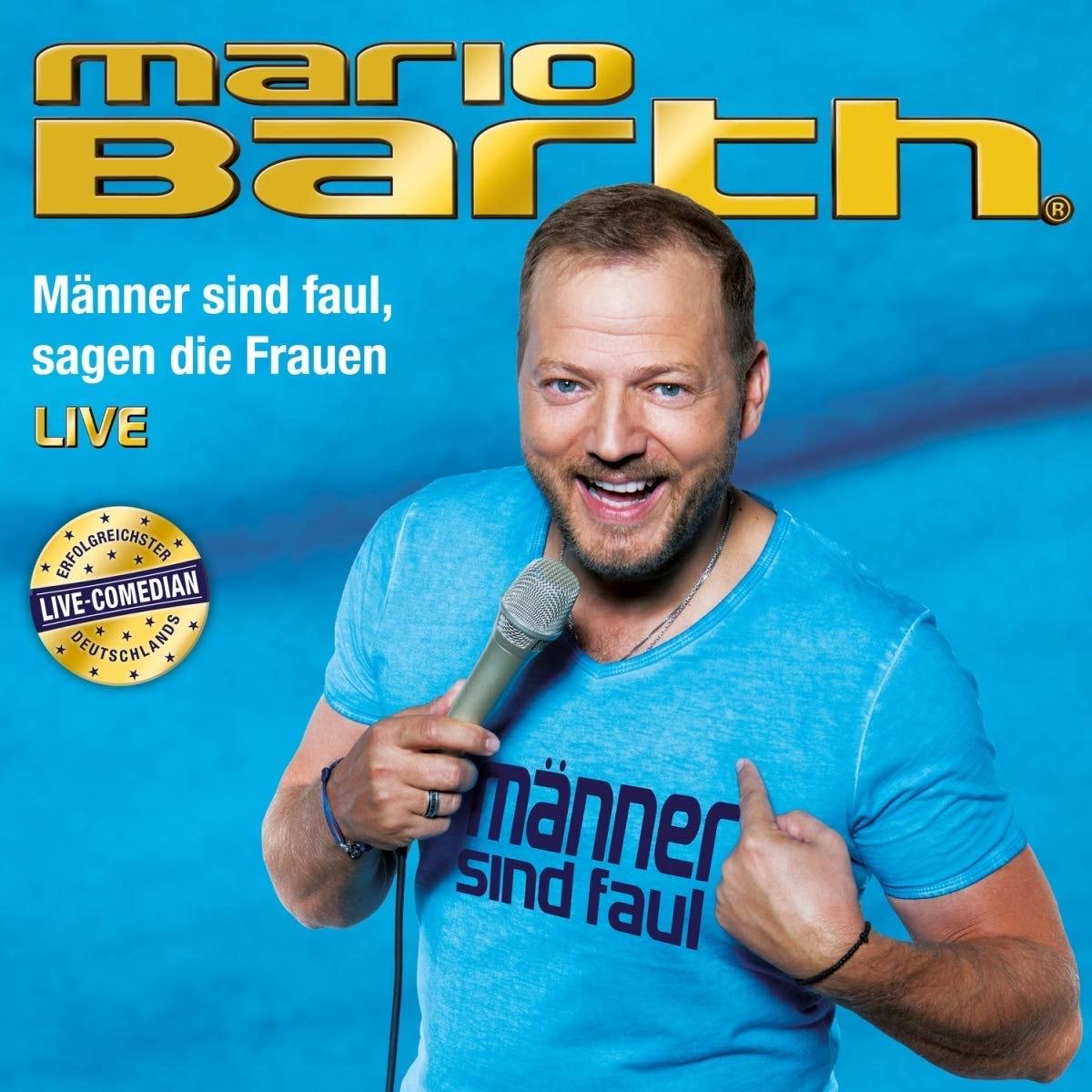 Mario Barth - Männer sind Faul sagen die Frauen für 2,49€!