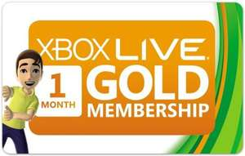 1 Monat Xbox Live Gold Testmitgliedschaft für Nicht Kunden