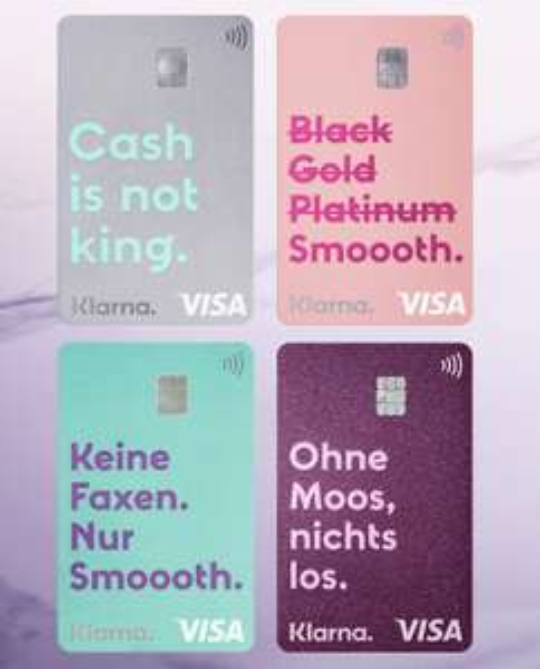 2 Kinotickets für cinemaxx bei Beantragung der Klarna Card