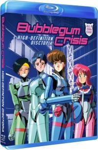 Bubblegum Crisis Anime-Blu-ray für 19,69€