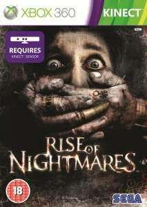 (UK) Rise Of Nightmares [Xbox360 - Kinect] für 9,75€ @ Zavvi