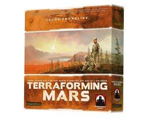 [ENGLISH] Terraforming Mars