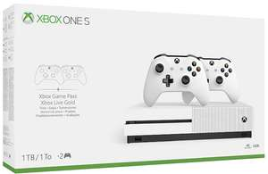 Xbox One S + 2. Controller