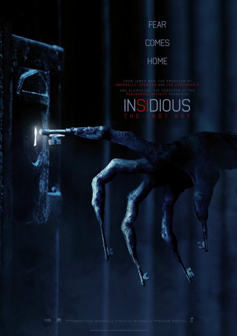 ( Sky Store ) Insidious The Last Key in HD - Kostenlos