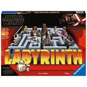 (eBay WOW) RAVENSBURGER Familienspiel STAR WARS IX Labyrinth Kinderspiel