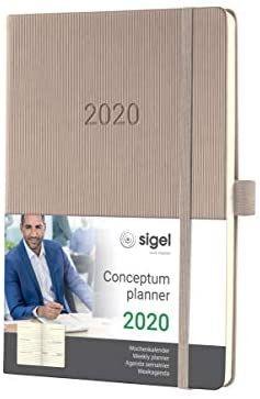 Sigel A5 Wochenkalender (-17%) und weitere Kalender 2020 (Amazon Prime)