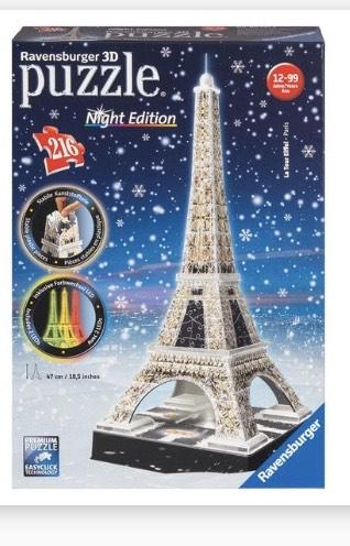 Ravensburger Night Edition Eiffelturm
