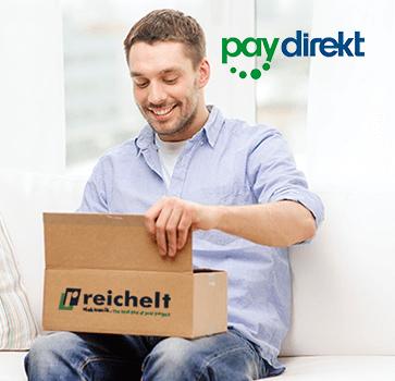 [Reichelt/paydirekt] Alle Bestellungen versandkostenfrei bei Zahlung mit paydirekt (statt 5,95€ - 19,94€)