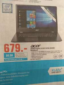 Acer aspire 3 (317-51G-54HN) bei Saturn in Gelsenkirchen