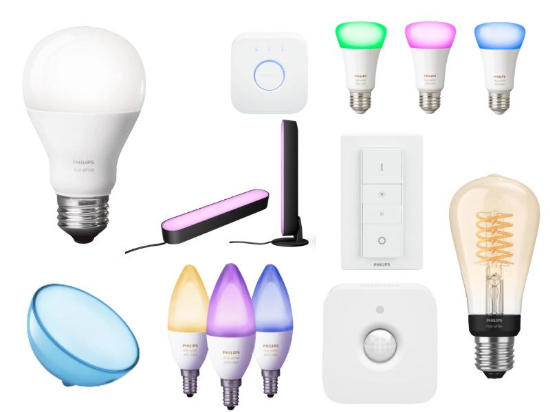 Philips Hue Sammeldeal: diverse Leuchtmittel, Bundles und Sensoren mit 20% Direktabzug