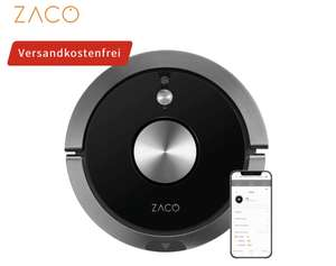Zaco A9s Staubwischroboter