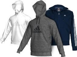 Adidas Kapuzen Sweatshirts für je 26,99 Euro inkl. VK