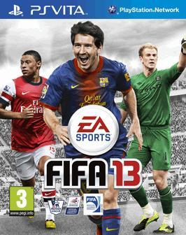 [@game.co]    FIFA 13 für   PS Vita  für 24,34€ inkl Versand