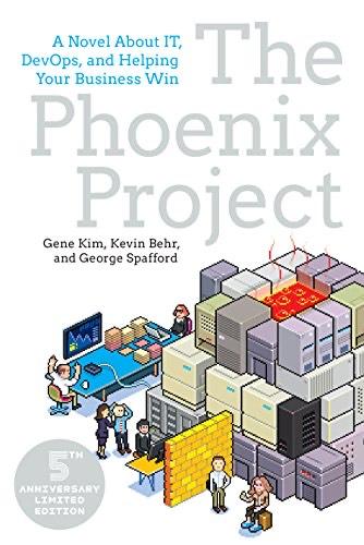 [EBook] The Phoenix Project gratis bei allen größeren Portalen