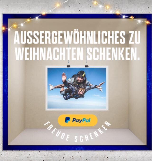 20€ Rabatt bei Jochen Schweizer