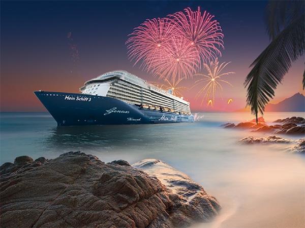 [TUI Mein Schiff, Holidaycheck] 100 Euro Bordguthaben & 4-Gänge-Menü im Steakhouse für Abfahrten im Jan-Feb 2020