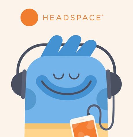 Headspace Meditations App 2 Monate kostenlos