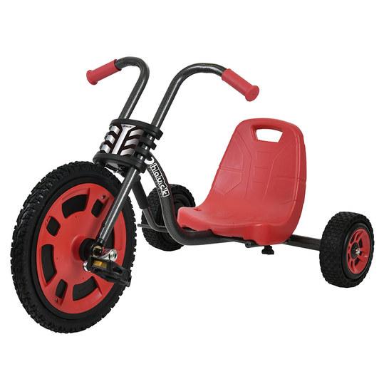 Hauck Gokart Typhoon - Dreirad Chopper / Trike - Black Red für Kinder
