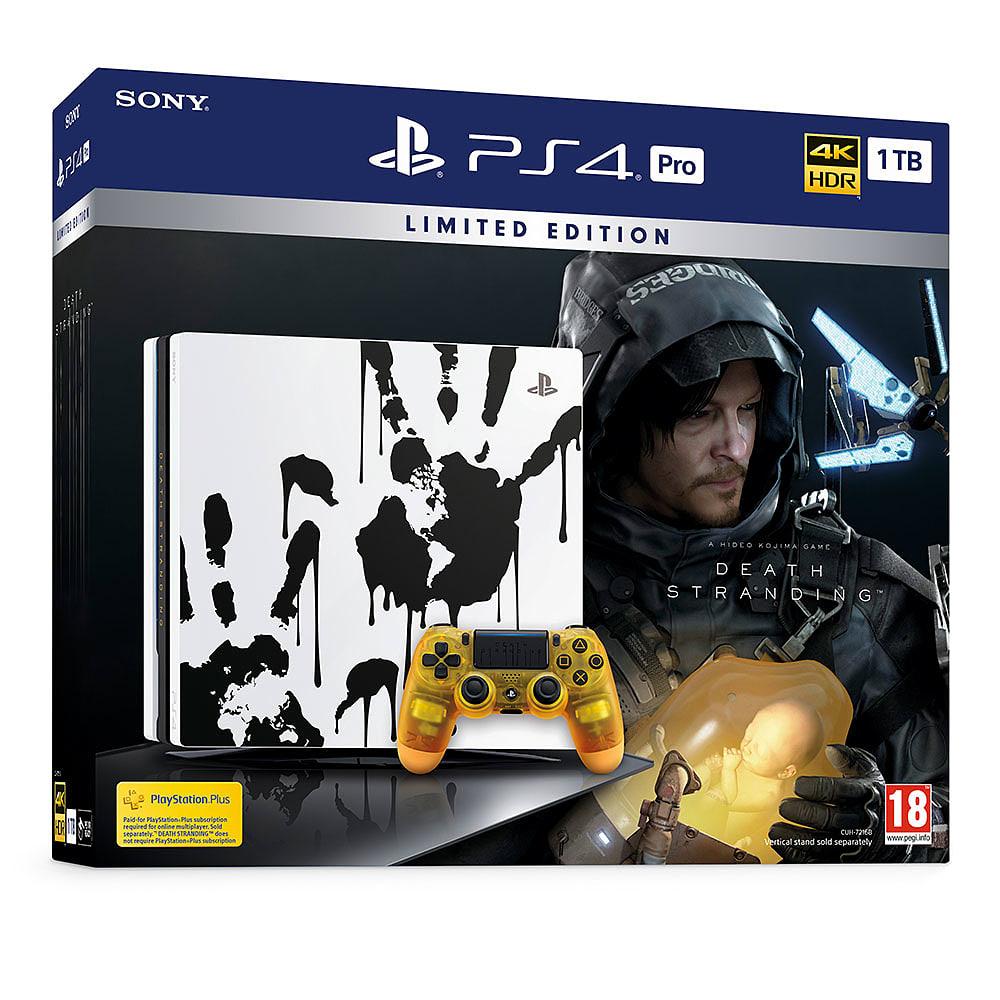 Death Stranding Limitierte PS4 Pro Edition für 293 EUR [lokal]