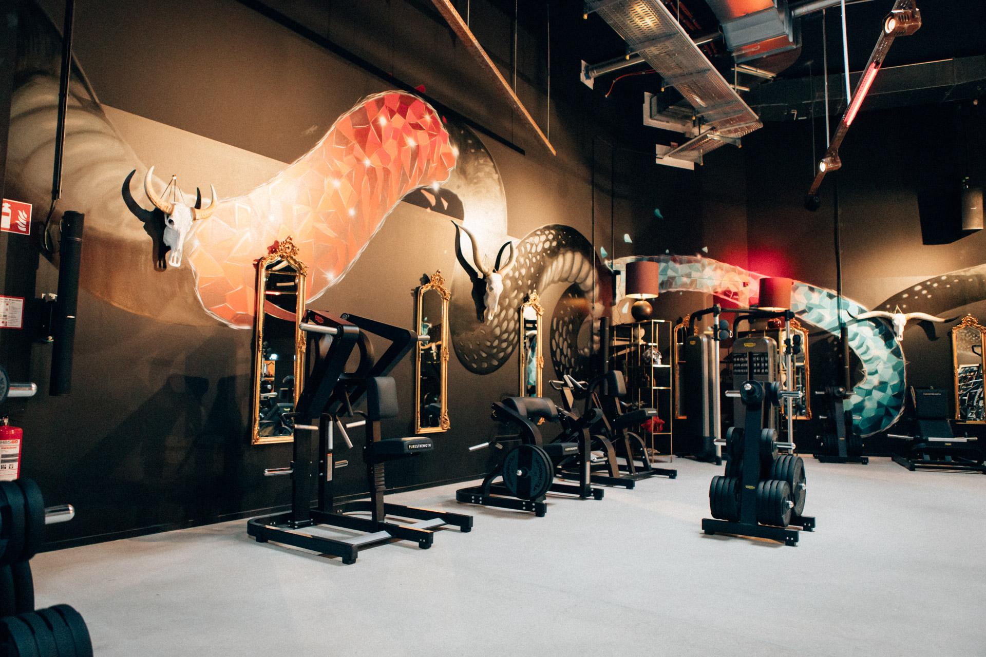 John Reed Fitness - SILVER-Mitgliedschaft - bis zu 240€ sparen (Neueröffnungsangebot Club Duisburg & Wuppertal)