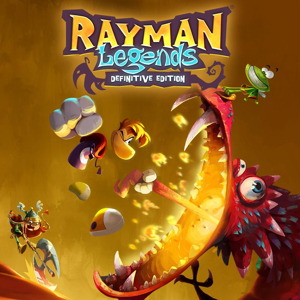 Rayman Legends: Definitive Edition (Switch) für 9,99€ (eShop)