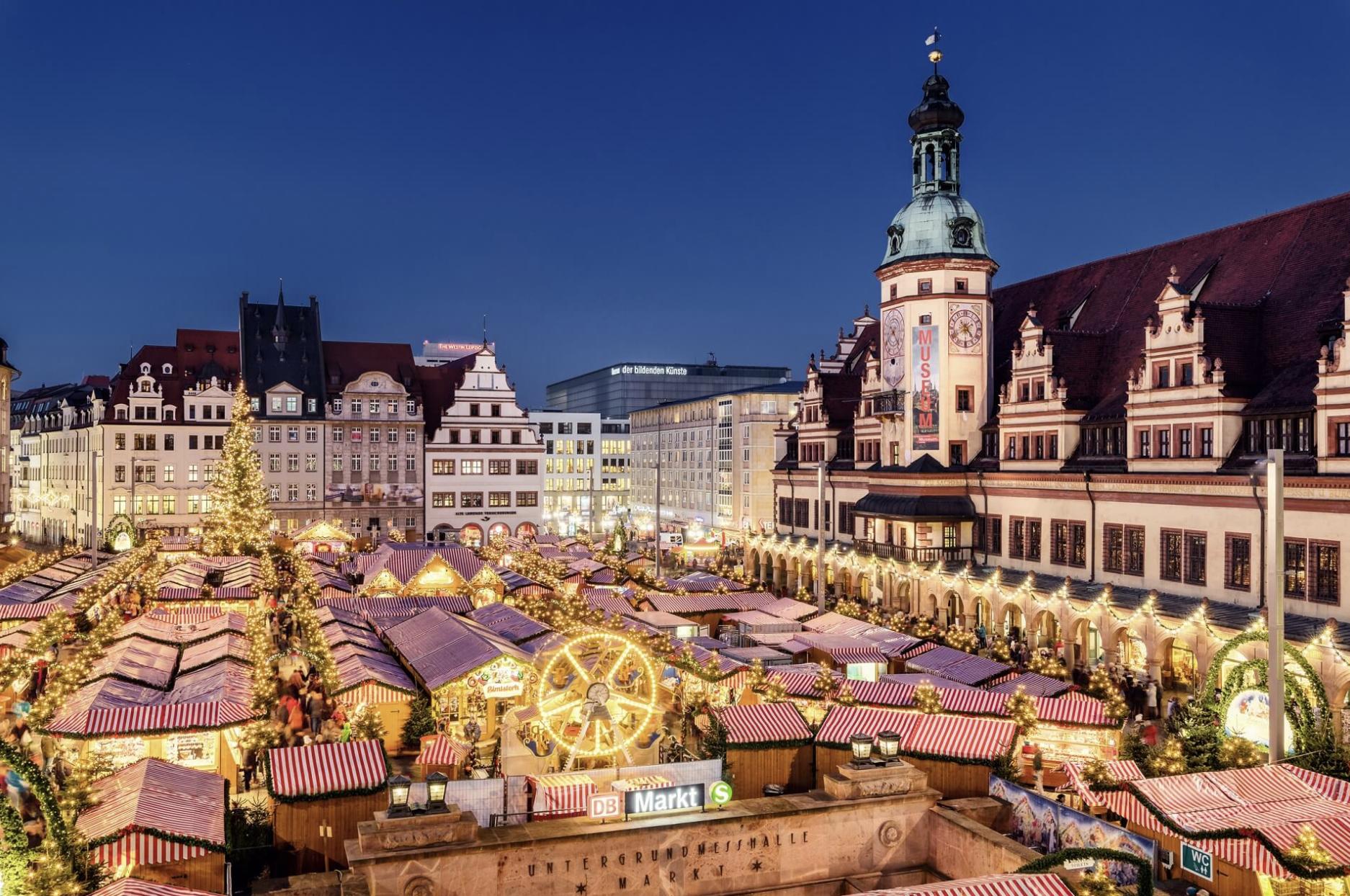 [lokal Leipzig] 1000 Weihnachtsbäume gratis vom Leipziger Weihnachtsmarkt