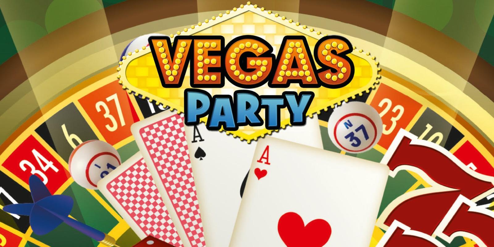 Vegas Party für die Switch